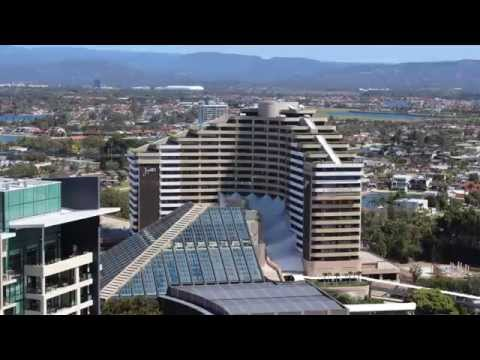 Transformation of Jupiters Hotel & Casino - November 2014
