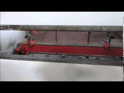 Edwards Pearson pr3 sheet metal bending cnc pressbrake machine for sale