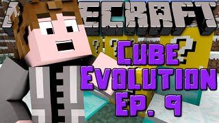 Minecraft: Cube Evolution ModPack - Episode 9 - Lucky Block WINNING!
