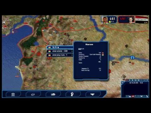 Geopolitical Simulator 4: Power & Revolution - Kurdish Syrian Rebels pt. 4
