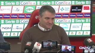 ONTV LIVE: Conferenza Gigi De Canio pre Ternana U-Bari thumbnail