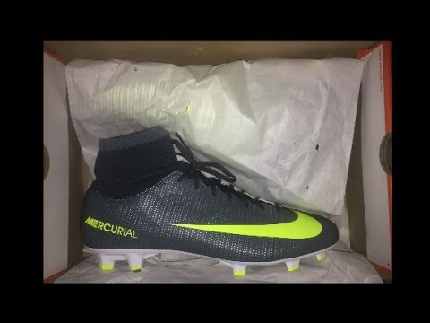 0be7f16e7a08e Soccer kickers: Nike Mercurial Victory VI CR7 Dynamic Fit FG Unboxing