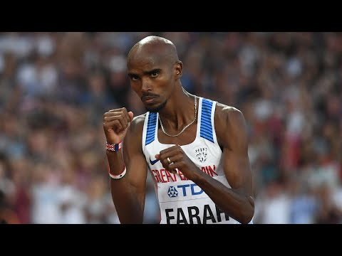 Mo Farah challenges journalists: