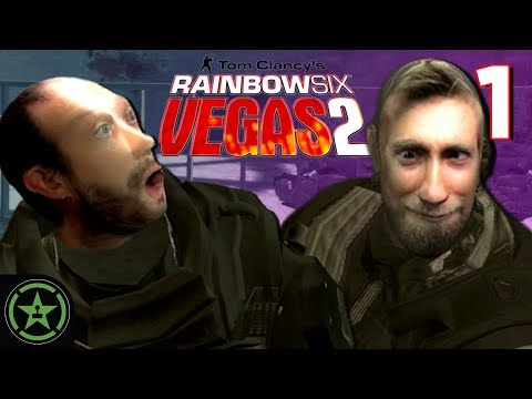 Let's Play - Rainbow Six Vegas 2 - A Milky Vibe (Part 1)