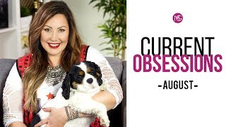 CURRENT OBSESSIONS AUGUST with Lady | Makeup Geek