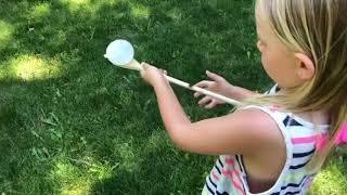 Water Balloon on a Spoon Race!