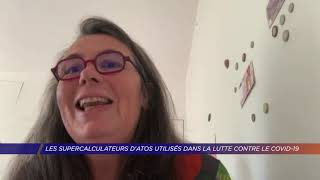 Yvelines | Les supercalculateurs d'Atos utilisés dans la lutte contre le covid-19