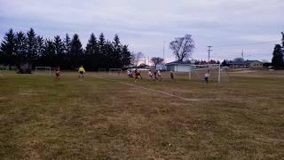 LFC 08 Girls vs Michigan Fire