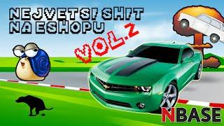 Shit of eShop Vol. 2.: Chevrolet Camaro Wild Ride!