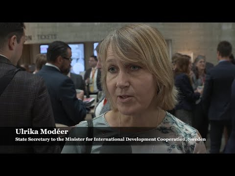 Spotlight: Ulrika Modéer