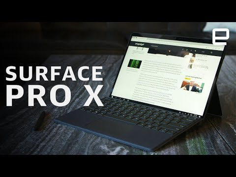 Microsoft Surface Pro X Review: Gorgeous Hardware, Buggy Software