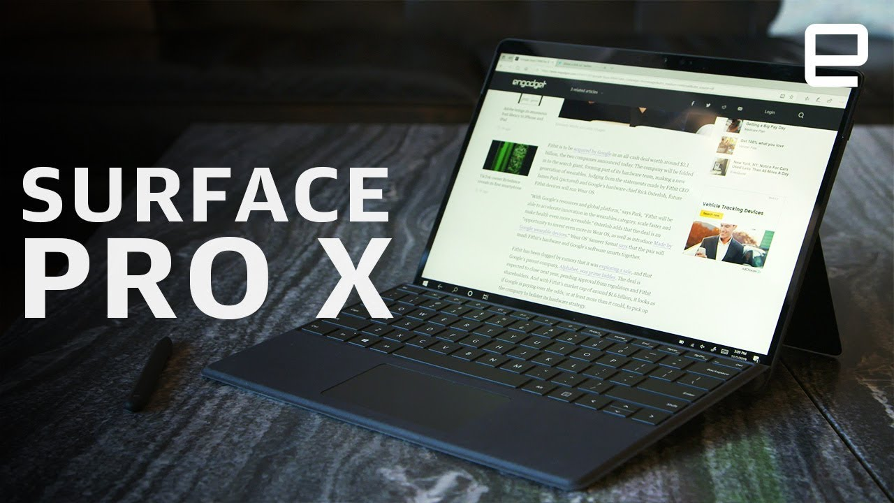 X surface pro