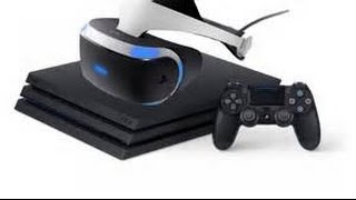PS5 May Arrive In 2nd Half of 2018/PS4 Pro competing against PC and not Xbox/PSVR