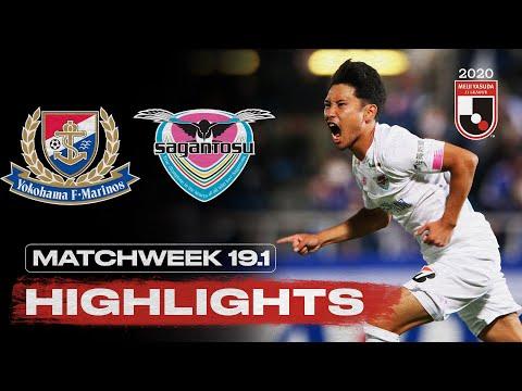 Yokohama M. Sagan Tosu Goals And Highlights