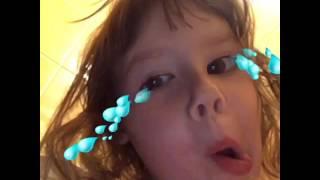 Когда оставляешь ребенка в туалете с телефоном. Смешное видео. Детские приколы!