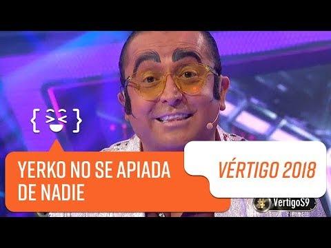 Yerko no se apiada de nadie | Vértigo 2018