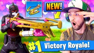 *NEW* Taco Bell Weapon In FORTNITE! *LEAKED*
