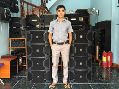 [Dương Audio] Tìm hiểu Loa karaoke JBL KS-310 bãi xịn, giá rẻ bất ngờ