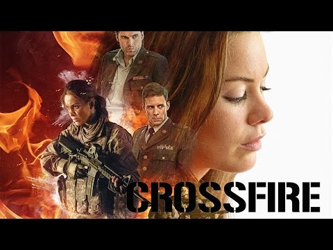 CROSSFIRE   starring Roxanne McKee