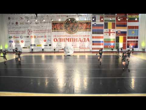 Танцевальное пространство SKAZKA, Big Bad Wolf, хореограф Оксана Савенко.