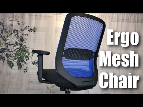 Comfortable Ergonomic Midback Mesh Office Chair with Lumbar Support by IntimaTe WM Heart review & Comfortable Ergonomic Midback Mesh Office Chair with Lumbar Support ...