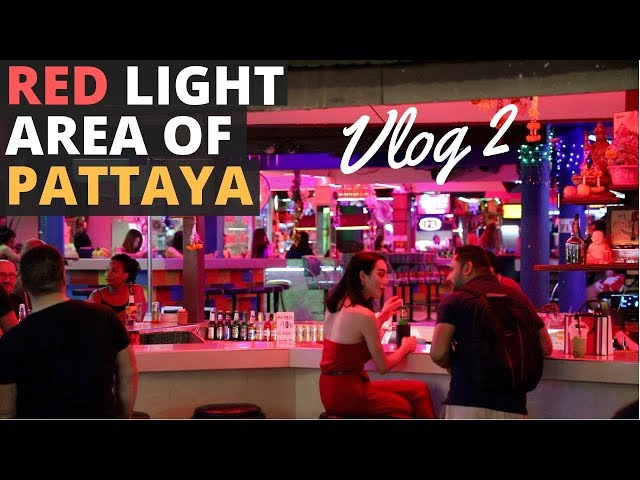 Pattaya - Red Light, Walking Street, Night Clubs, Parties, Cheap Hotels, Food - Everything To Know