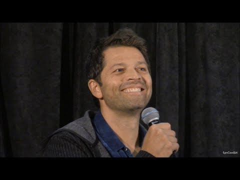 SpnPitt Misha Collins FULL Panel 2017 Supernatural