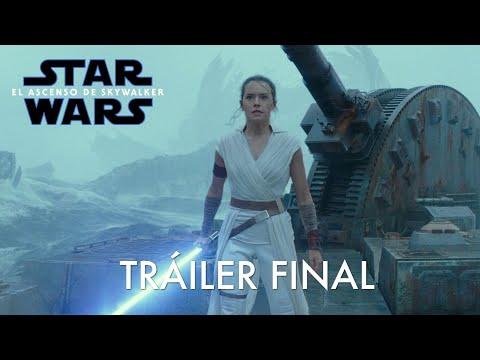 Star Wars: El Ascenso de Skywalker   Nuevo Tráiler oficial en español   HD