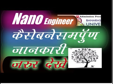 How to NANOTECHNOLOGY in hindi, what is nanotechnology in hindi