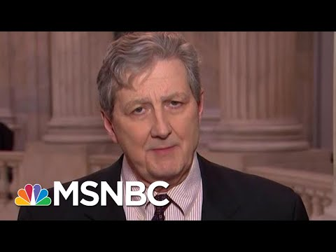 Full Kennedy: 'I Don't Agree' With Trump That We Should Shut Down Government | MTP Daily | MSNBC