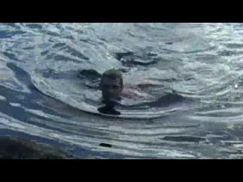 a real merman in the lake day 31 youtube