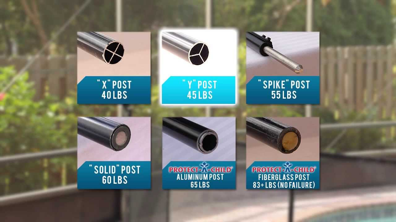 Which Is The Best Pool Fence Youtube