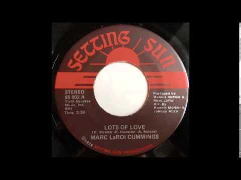 Mark LaRoi Cummings (Mark LeRoi Cummings) - lots of love