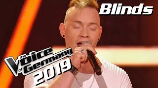 James Arthur - You Deserve Better (Erwin Kintop) | The Voice of Germany 2019 | Blinds