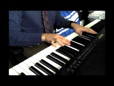 Be Calm - Fun. - Piano Cover
