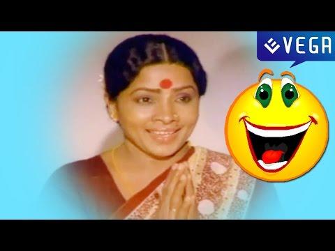 Rajathi Rojakili Movie : Manorama Back to Back Comedy Scenes