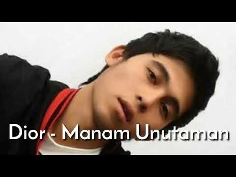 Dior - Manam Unutaman(music Version)