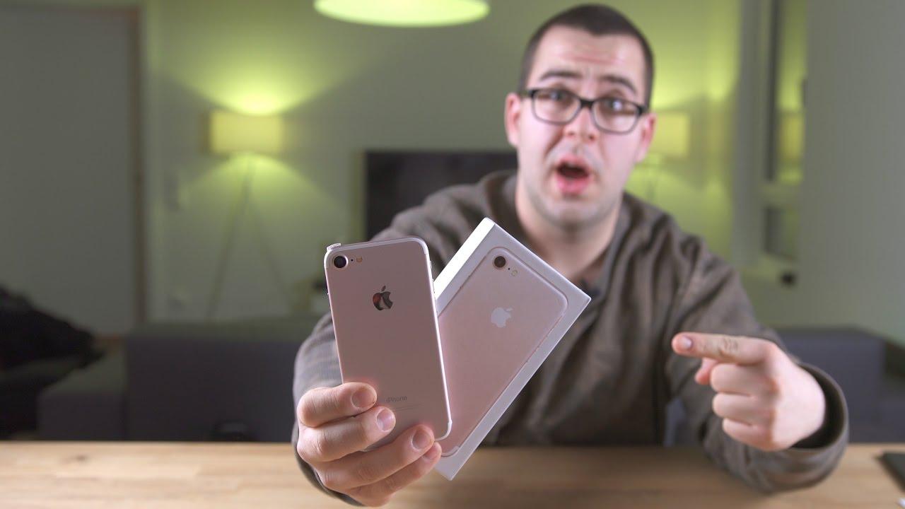 iPhone 7 für 70€! - YouTube