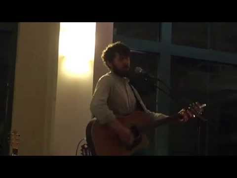 Declan O'Rourke, BYU Baltimore/Catholic Charities Concert  - Be Brave And Believe