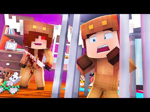 Minecraft Daycare - CRAZY EX GIRLFRIEND! w/ MOOSECRAFT (Minecraft Kids Roleplay) thumbnail