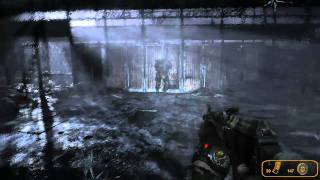Metro 2033 - Gameplay en español - Part 1 (PC)[HD]