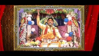 तेरे नाम का पहन के चोला नाचूँ बीच बाजार में #KRISHNA BHAJAN by Dr.manohar mishra ji maharaj