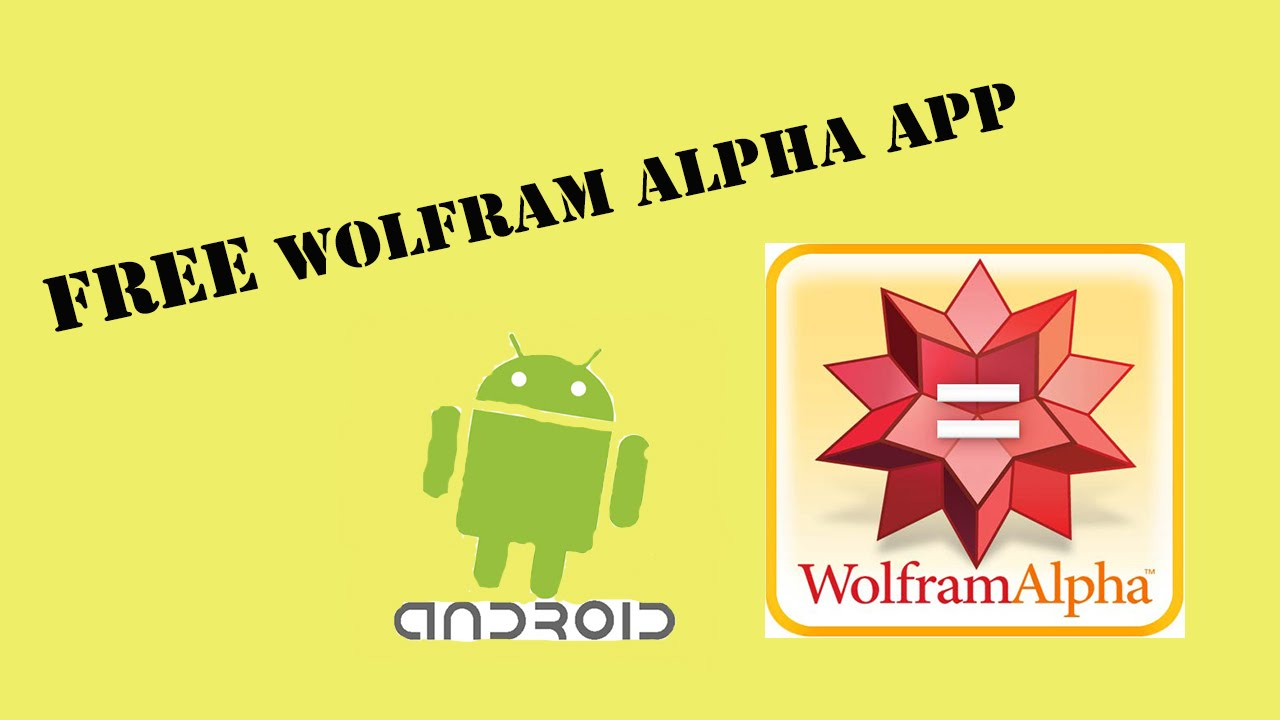 Wolframalpha -free for windows 10 pc/phones -ultimate math solver.