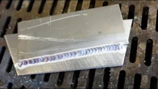 Параметри зварювального апарату для аргонової зварки алюмінію
