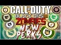 COD BO3 - NEW ZOMBIES PERK REVEALED!