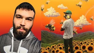Tyler The Creator - Flower Boy (FIRST REACTION/REVIEW)