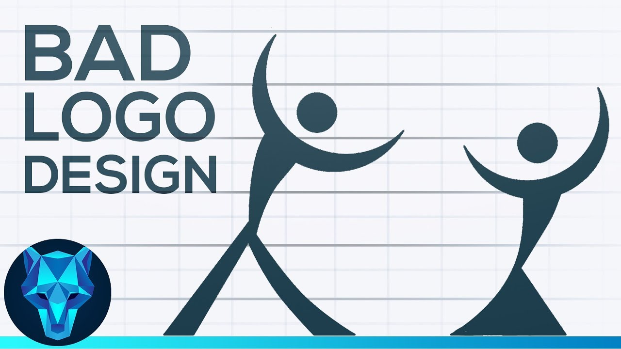 BAD Logo Design | Tips for Beginners