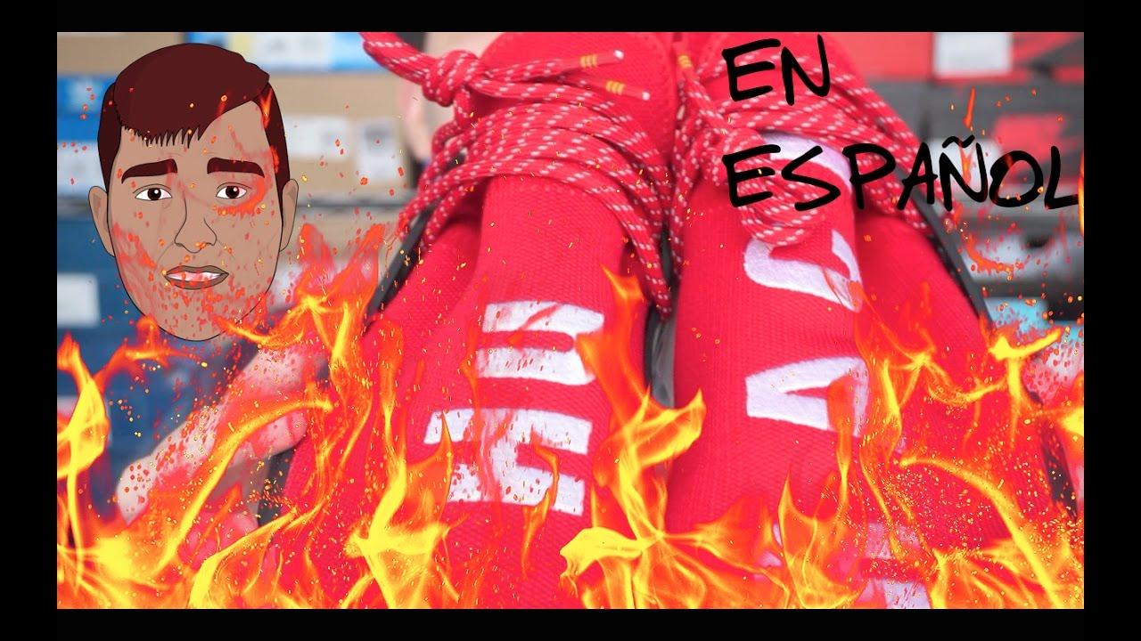 65e68f304 Adidas NMD Human Race Pharrell Están Que Arden!!!! - YouTube