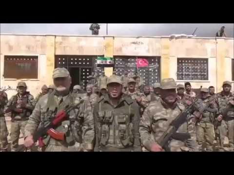 Syrian Turkmen Brigades message to The Netherlands (English subtitles)