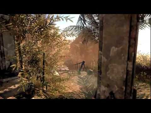 Call of Duty Black Ops Annihilation | In the Jungle zombies gameplay (2011)